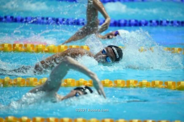 16 دولة في انطلاقة البطولة العربية للسباحة بأبو ظبي