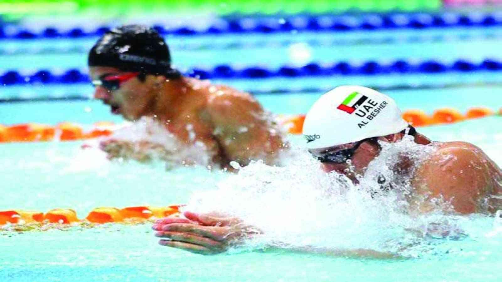 أبوظبي تستضيف البطولة العربية الأولى للسباحة بمشاركة 18 دولة